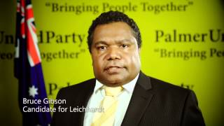 Palmer United Party - Bruce Gibson - Highest rate of indigenous infant deaths