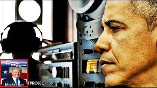 Fmr Secret Service Agent Turns On Obama to Blow Wiretapping Conspiracy Wide Open