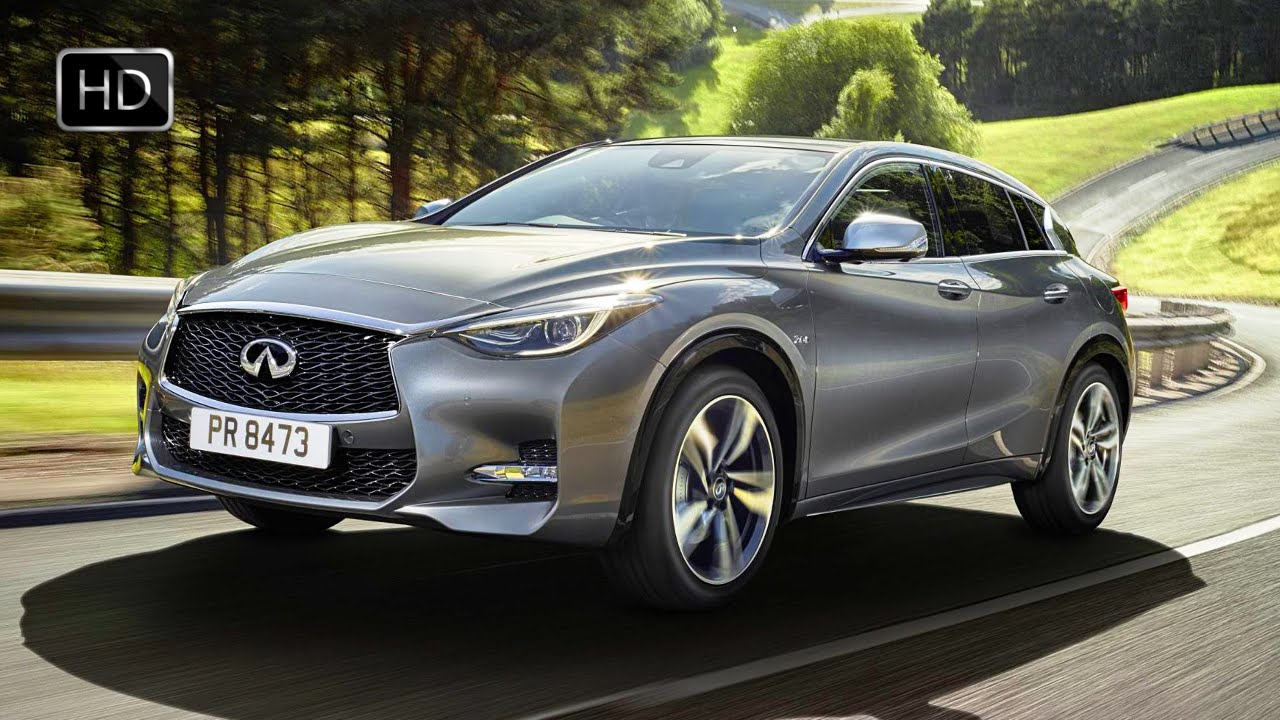 2017 infiniti q30 sport crossover exterior interior design test drive hd youtube. Black Bedroom Furniture Sets. Home Design Ideas