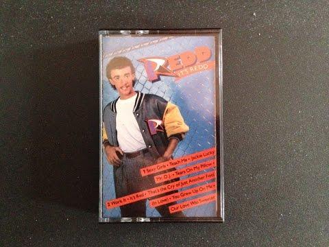 """Redd (a.k.a. Redd Cottle) - """"It's Redd"""" (Side B) (1986) FULL LP!!"""