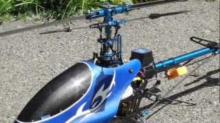 РУ вертолет T-REX 450SE V2 (clone)
