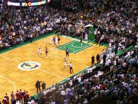 Boston Celtics secure victory against Lebron and Cleveland 2008-09 Season Opener