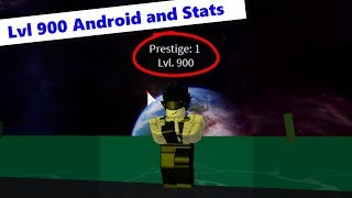 Lvl 900 Android and Stats   DBZ Final Stand thumbnail