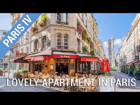 Paris IV – 1-bed Apartment For Sale In Le Marais, Close Beaubourg & Hôtel De Ville – Ref 101451CVA75