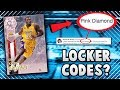 NBA 2K18 MyTEAM 99 OVERALL PINK DIAMOND LOCKER CODE COMING SOON!?