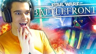 Star Wars: Battlefront Gameplay - ESTO es UNA PASADA!! - AlphaSniper97