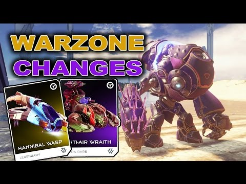 WARZONE IS CHANGING Ft. The Act Man, Spliced and A Dry Noodle