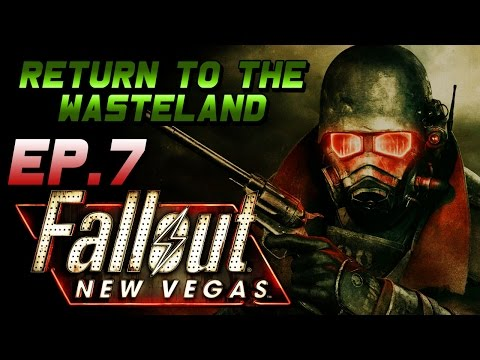 End of Carlos | Fallout New Vegas, Modded to Level | Ep.7