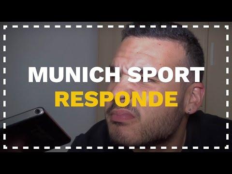 MUNICH SPORT RESPONDE | PARTE 2