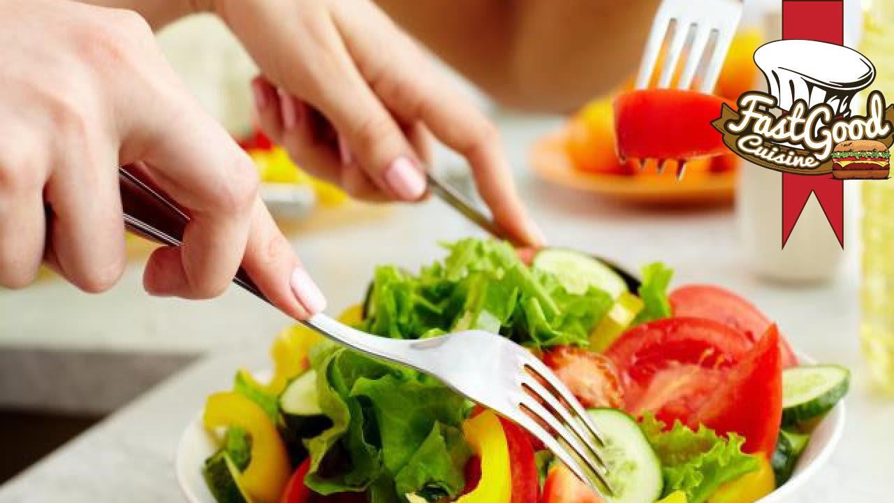 perdre du poids du poisson et des légumes