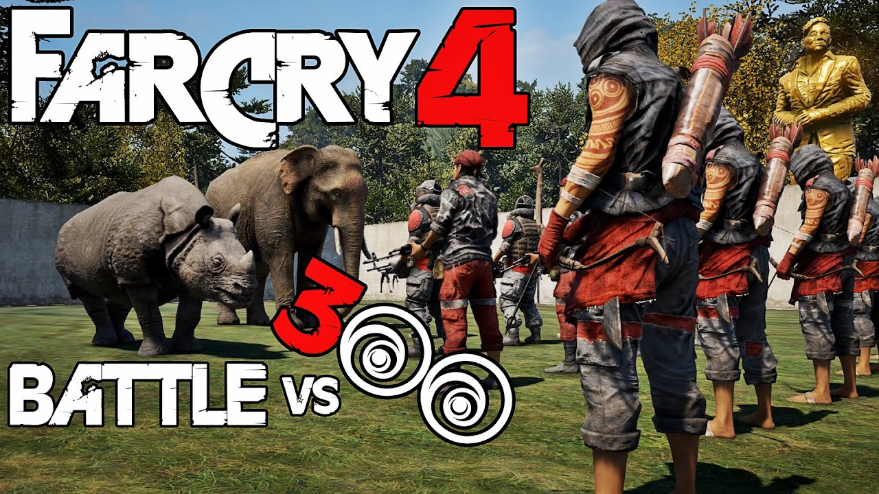 Army VS Animals (Epic Moments)