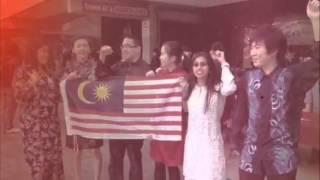 Malaysia Festival 2012 at La Trobe University, Victoria