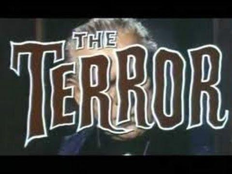 THE TERROR (Boris Karloff Jack Nickolson) Hosted by Bunny Galore