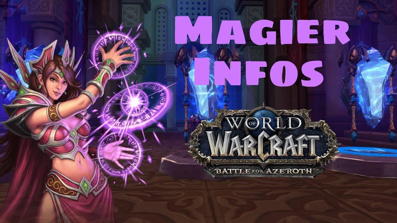 wow magier fähigkeiten