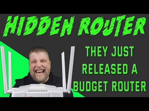 Hidden Router Just Released A Budget VPN Router   We Have An