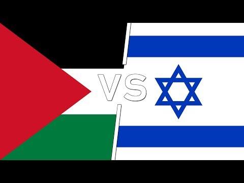 🇵🇸 Palestinian Anthem* Vs. 🇮🇱 Israeli National Anthem!