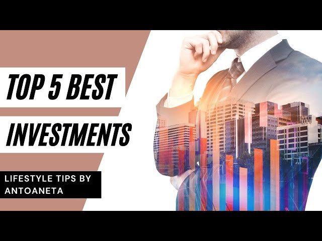 Top 5 BEST Investments (Investing Tips) #short