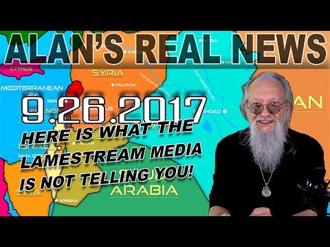 Alan's Real News | September 26, 2017