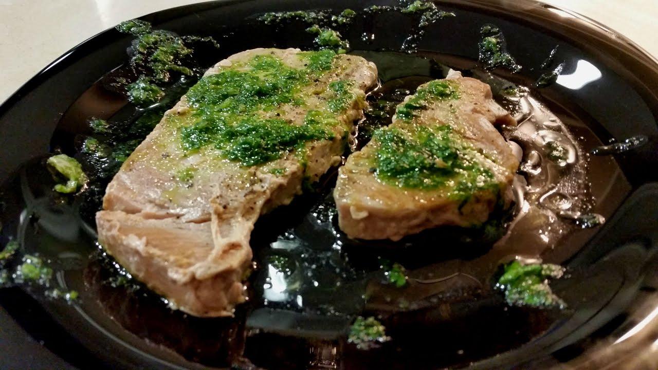 Cocinar Atun A La Plancha | Atun A La Plancha Youtube