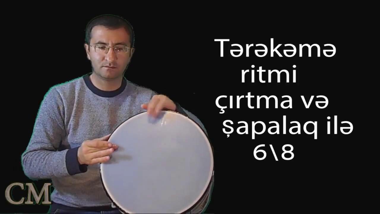NAGARA UCUN DERSLİK 012 (RİTMLƏRİN ÜMUMİ ŞƏKİLDƏ İFASI)