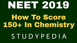 Strategy of Chemistry for NEET and AIIMS