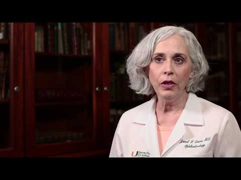 Janet L. Davis, M.D. Discusses Uveitis