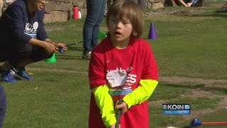 Nike, Special Olympics team up for annual Youth Games