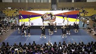 C3 2019  #85 THE KINGDOM  Team Cheer Open Coed Premier Level 6