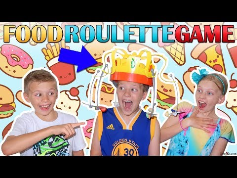 Flying Food Challenge!