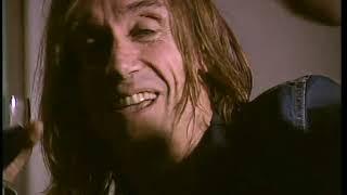 Iggy Pop  - Talk Spanish Interview & Live 1998