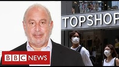 Philip Greens retail empire on brink with 13000 jobs at risk - BBC News