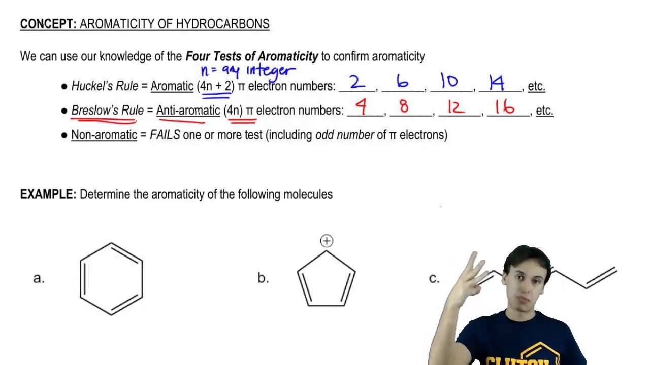 Aromaticity of Hydrocarbons