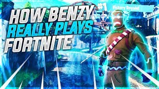 How Benzy Really Plays Fortnite...