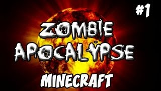 Minecraft: Zombie Apocalypse | Ep.1, Dumb and Dumber