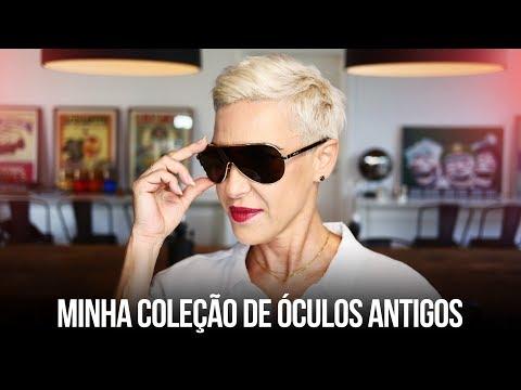 MINHA COLEÇÃO DE ÓCULOS ANTIGOS