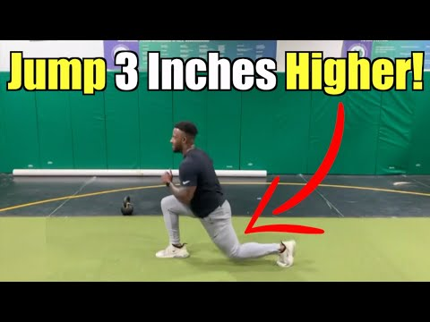 Jump 3 Inches Higher In The Next 3 Minutes! (FULL WORKOUT)