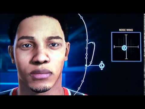 how-to-create-christian-wood-nba-2k15-full-creation-in-description-below