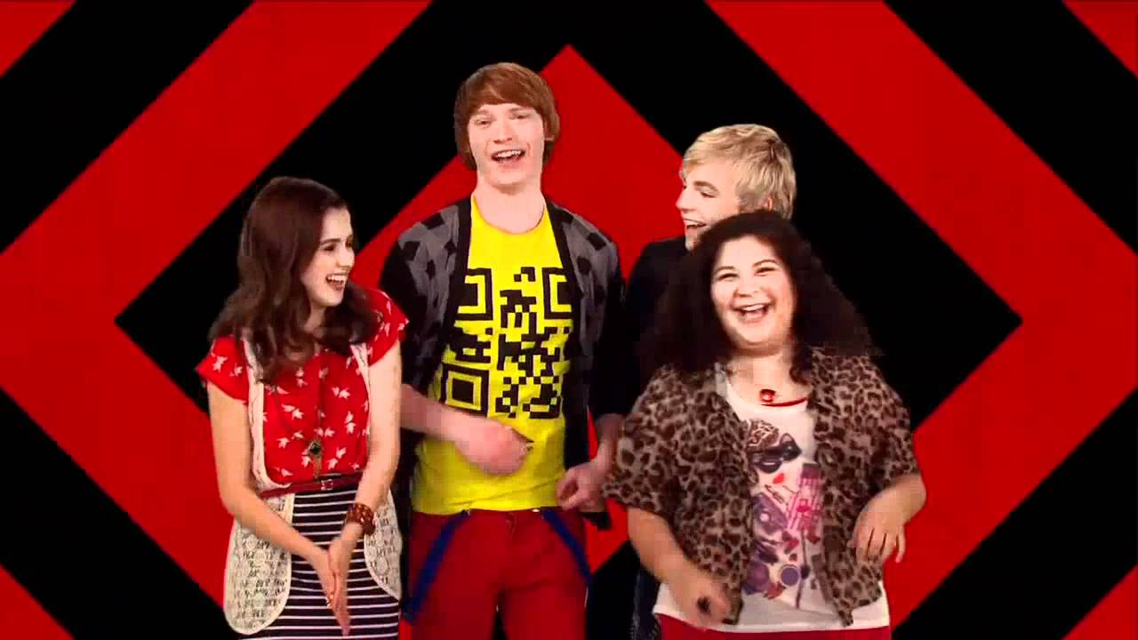 ILied - Austin & Ally Mash Up Of Songs Disney Channel UK ...