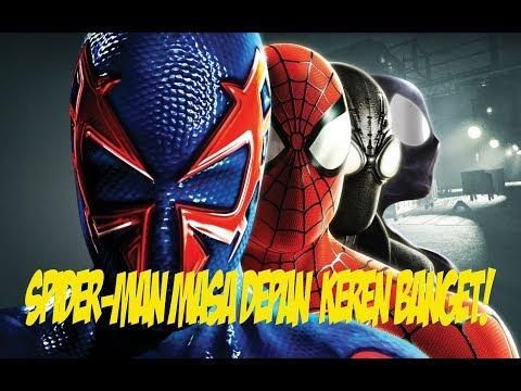 Mengenal Asal Usul Spider-Man 2099 : Spider-Man Masa Depan Tercanggih
