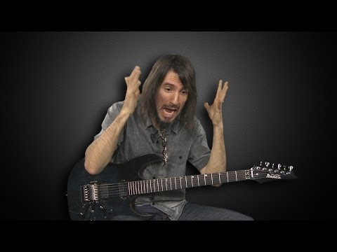 Bumblefoot - Two Scales At Once!