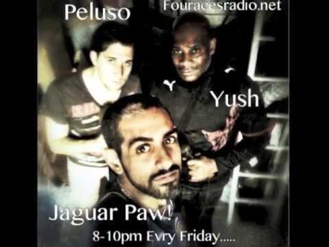 Jaguar Paw Show Feat. Yush & Peluso!