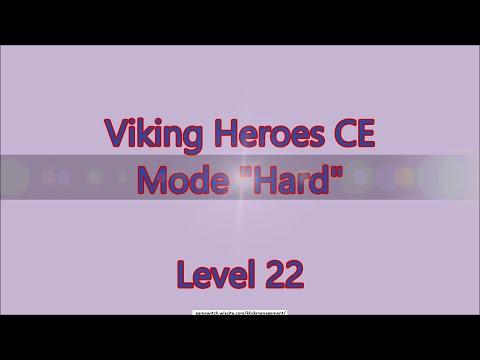 Viking Heroes CE Level 22 |