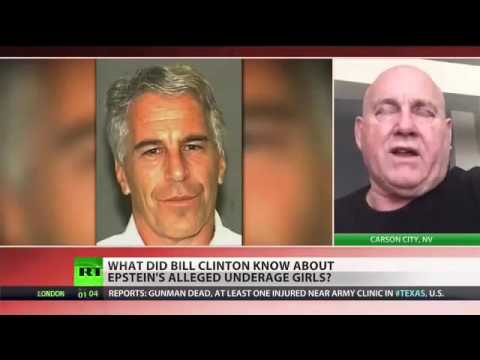 The Clinton Crime Family   On Pedophile Island (LolitaExpress)