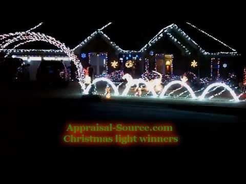 Shelby County, Alabama Christmas lights
