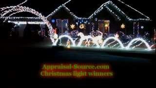 Shelby County, Alabama Christmas lights