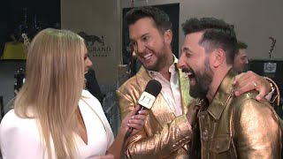 ACM Awards 2019: Luke Bryan Crashes Old Dominion Interview (Exclusive)