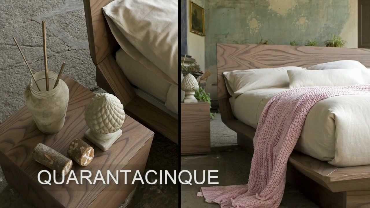 Letto contenitore feel letto contenitore quarantacinque for Letti moderni design