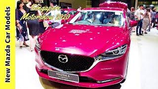 Cover images Singapore Motorshow 2020 : New Mazda Car Models