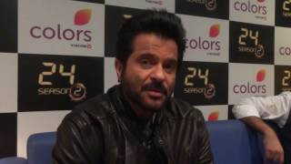 Bollywood star Anil Kapoor on TV series 24