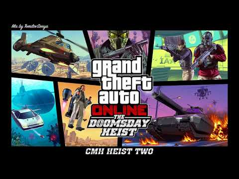 GTA Online: The Doomsday Heist Original Score — CMH Heist Two [Trailer Music]